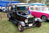 Possibly 1927, 1928, 1929, or 1930 Ford Sedan