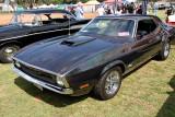Metal Flake Mustang