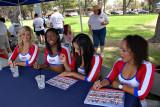 The Clipper Girls!