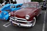 1950 Ford Custom two-door sedan
