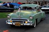 1951 Chevrolet Styleline Deluxe Two Door Sedan