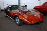 1972 Corvette - flames Winner