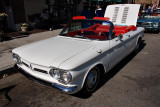 1962 Corvair Monza Spyder Convertible - click on photo for more info