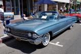 1962 Cadillac Convertible