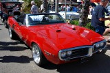 First Generation Firebird Convertible