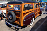 1947 Ford wagon (woodie)