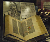 The Gutenberg Bible (on Vellum)