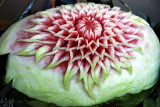 Thai Fruit and Vegetable Carving