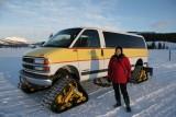 Snow Coach Trip