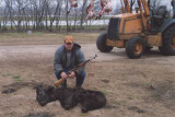 Pictures of the big hog hunt of 07