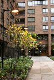 NYU Law School Residence Entrance