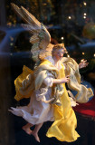 Christmas Tree Angel - Matt McGhee Store Window