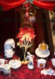 Porcelain Store Window