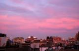 Sunrise - West Village & New Jersey Palisades