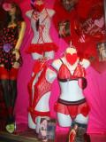 Valentine Sex Shop Window
