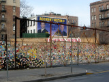 911 Memorial Tile Fence