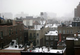 West Village Snow Top Roofs