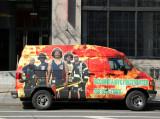 Firefighter Van at Matrix Global Academy