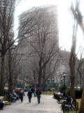 Park View & Flat Iron Building