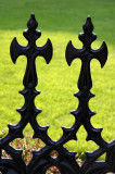 Grace Church Yard Fence