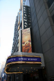 Ophrah Winfrey's Color Purple at the Broadway Theatre - South View
