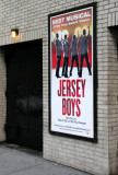 Jersey Boys Theater Poster