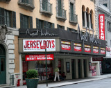 Jersey Boys at the August Wilson Theatre