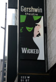 Wicked at the Gershwin Theatre - West View