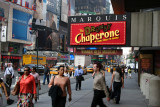 Drowsy Chaperone at the Marquis Theatre
