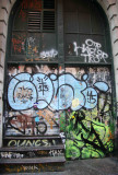 Doorway Graffitti
