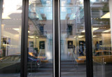 Apple Store Window Reflections