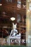 Lucky Kid Store Window