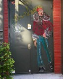 Doorway Grafitti