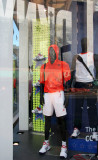 adidas Tennis Window with Reflections