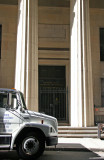 Federal Hall National Memorial - Pine Street Entrance