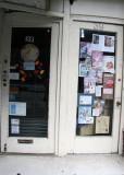 Greenwich Letterpress Entrance