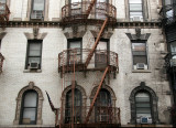 Residence above Broome Street