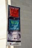 Anti Iraqi War Demonstration at the Arch