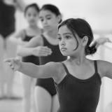 Beautiful Young Dancers