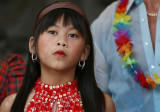 girl of a dance group from the phillippines