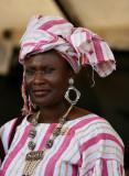 Lady from Sierra Leone