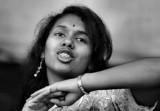 Tamil dance lady  ( Sri Lanka)