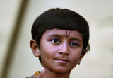Tamil boy from Sri Lanka