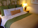 The most confortable bed in Honduras (at the Intercontinental)