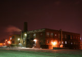 Cold Night at the Rumpel Felt Co.