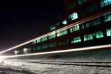 Night Train to the Old Tire Factory