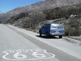 136-Rte 66 Painted on road, Cajon Pass.jpg