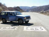 139-Jeep with Historic US 66 on road.jpg