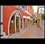 2004-02-15 ... In the streets of Caldas da Rainha ...