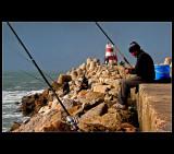 Fisherman ...